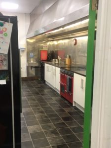 LARGE KITCHEN SPACE TO RENT